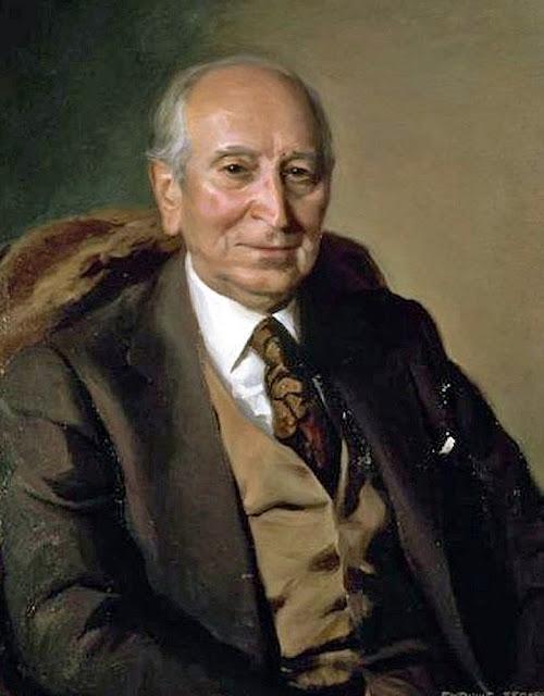 Agustín Segura Iglesias, Retrato de Eugenio Montes, Maestros españoles del Retrato