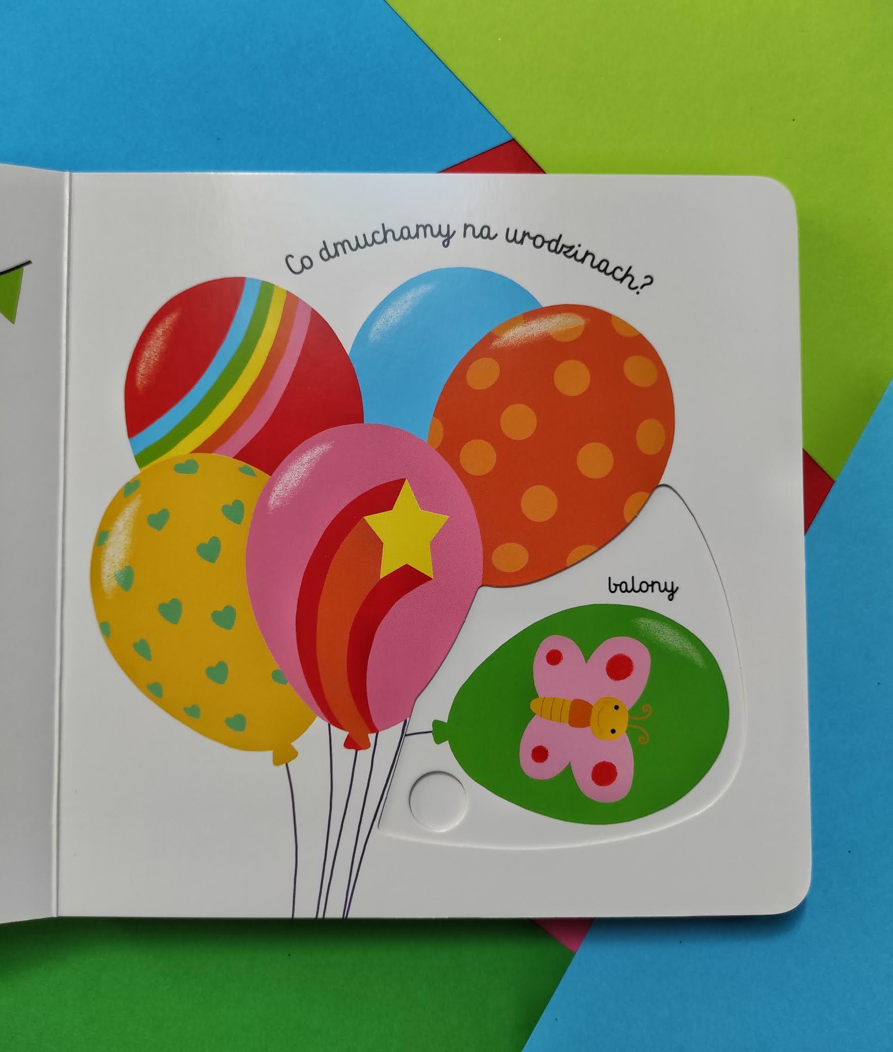 Pierwsze słowa. Urodziny. Akademia Mądrego Dziecka