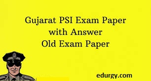 PSI Old Papers With Answer Key PDF Download