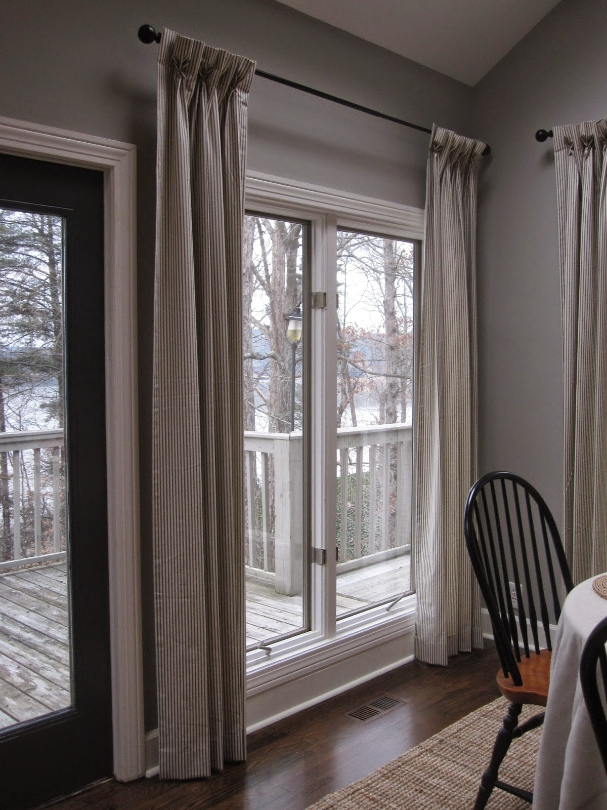 Window Treatments For French Doors  Home Design Ideas and Inspiration Onlycilyblogspotcom