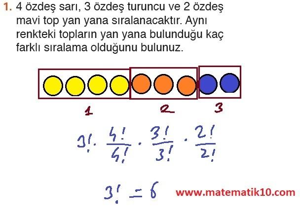 10. Sınıf MEB Yayınları Matematik 31. Sayfa Cevapları