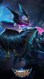 Gussion Phantom Pirate Heroes Assassin Mage of Skins