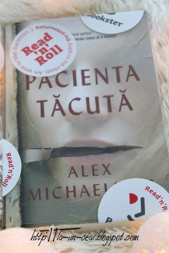 [Recenzie]  Pacienta tacuta - Alex Michaelides