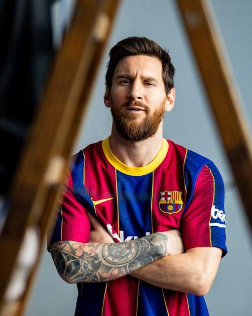 """Barca ra mắt áo đấu bị chê """"nhái"""" Crystal Palace, 4 SAO vắng mặt khó hiểu 8"""