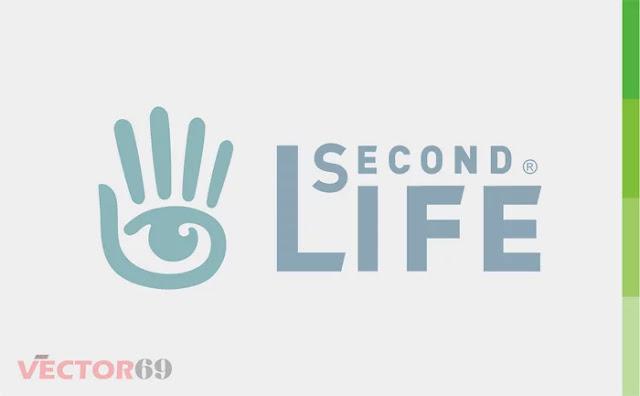 Second Life Logo - Download Vector File CDR (CorelDraw)