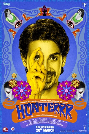 Hunterrr 2015 300MB Movie Download in 480p WEBRip