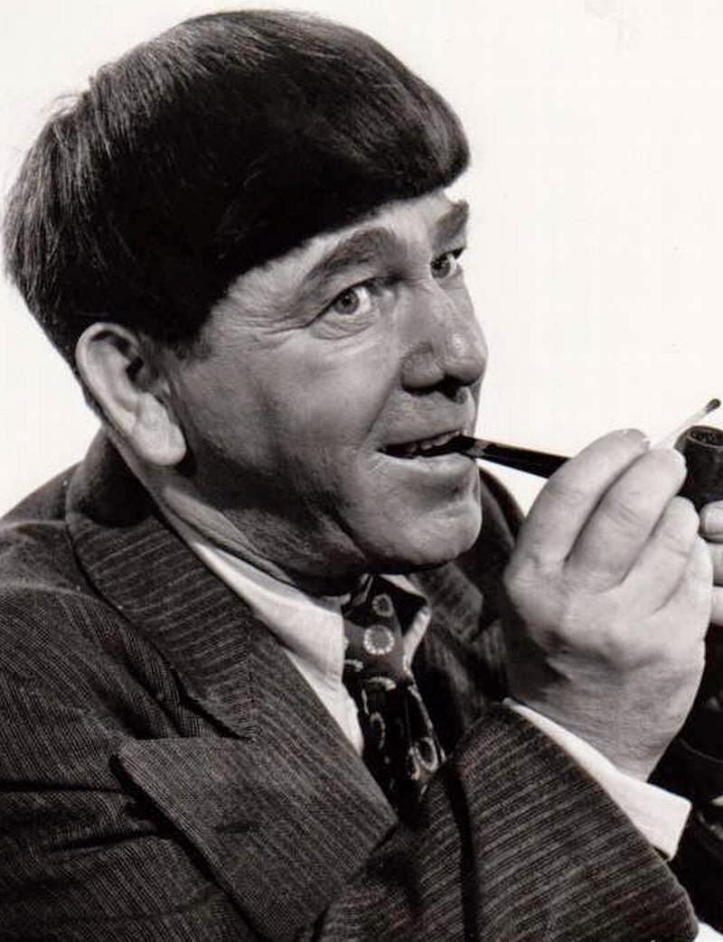 Los Angeles Morgue Files Quot Three Stooges Quot Comic Actor Moe