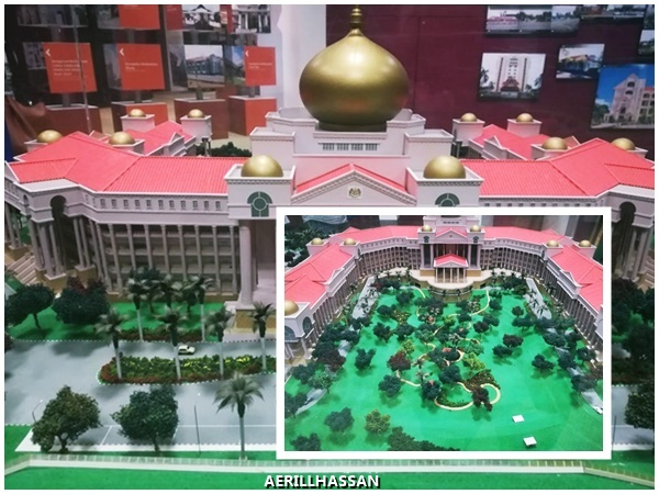 Lawatan ke Muzium Kehakiman, Putrajaya