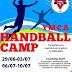 Ανοίγει η αυλαία του αθλητικού καμπ της ΧΑΝΘ, το πρόγραμμα της πρώτης εβδομάδας (29/6-3/7)