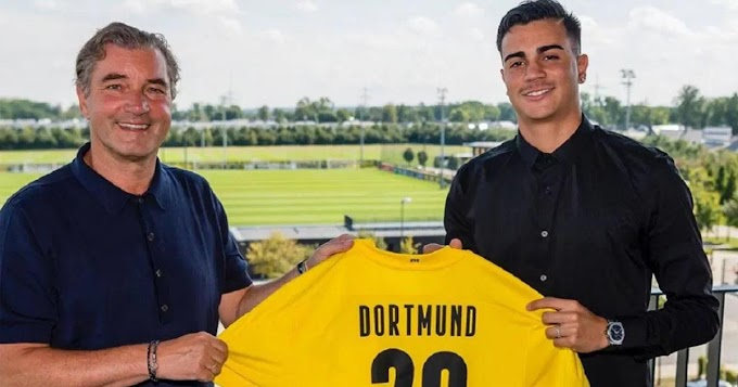 Borussia Dortmund sporting director confident that Reinier will be perfect fit for Bundesliga