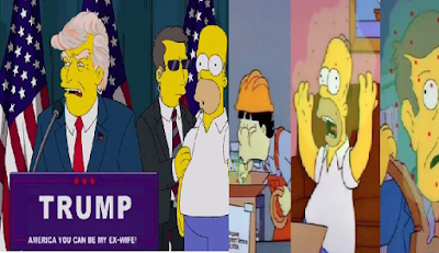 Dari  Presiden hingga Virus Corona,8 Ramalan Kartun The Simpsons yang Jadi Kenyataan