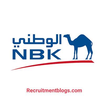 Fresh graduate Personal banker / Teller At NBK Bank