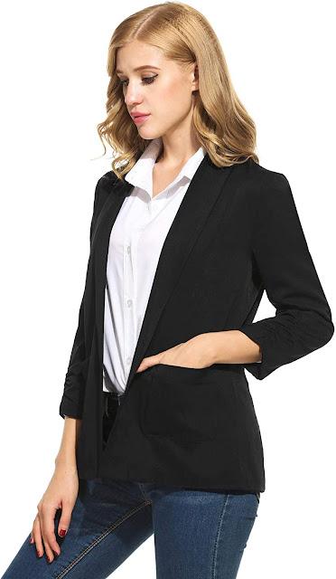 Casual Women's Blazers