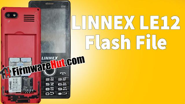 LINNEX-LE12-Flash-File-without-password