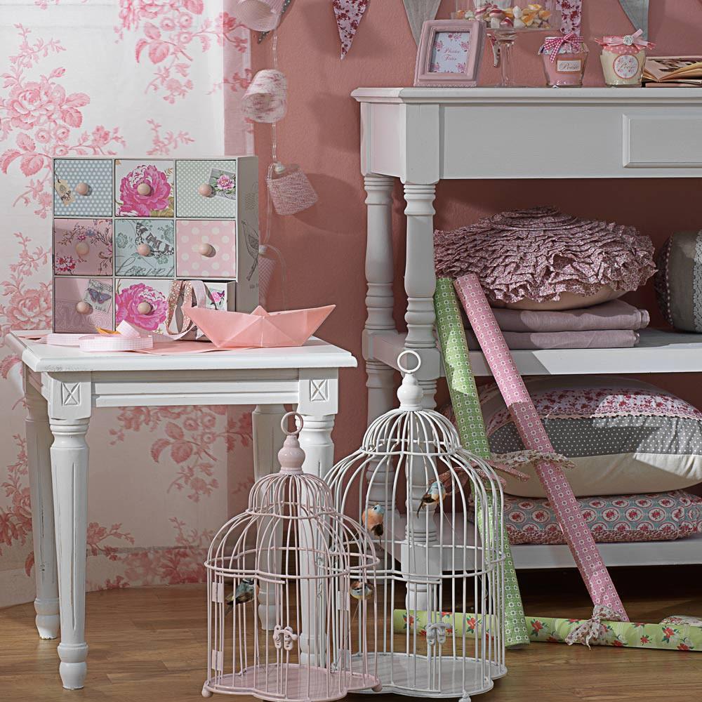 Decor me decorando con jaulas - Casas decoracion vintage ...