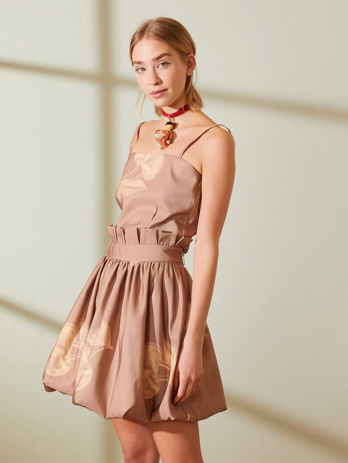faldas y tops de moda verano 2021