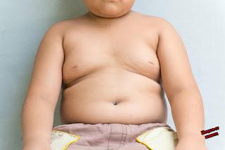 Какво да правим ако детето е с наднорменото тегло?
