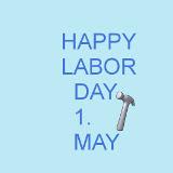 Happy Labor Day download besplatne slike za mobitele e-cards čestitke praznik rada