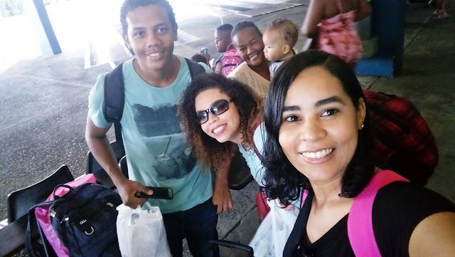 BERIMBAL/BAHIA - ARRUMANDO AS MALAS, NIVER DA CUNHADA E MUITO MATO...