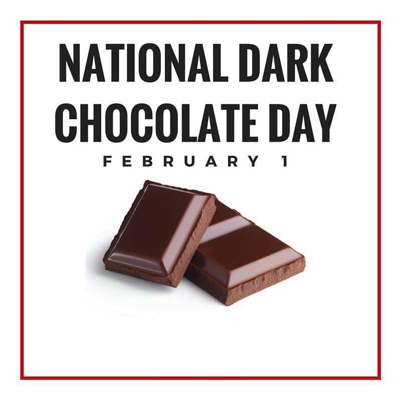 National Dark Chocolate Day Wishes Awesome Picture