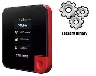 Samsung Mobile HotSpot SM-V100T Combination Firmware