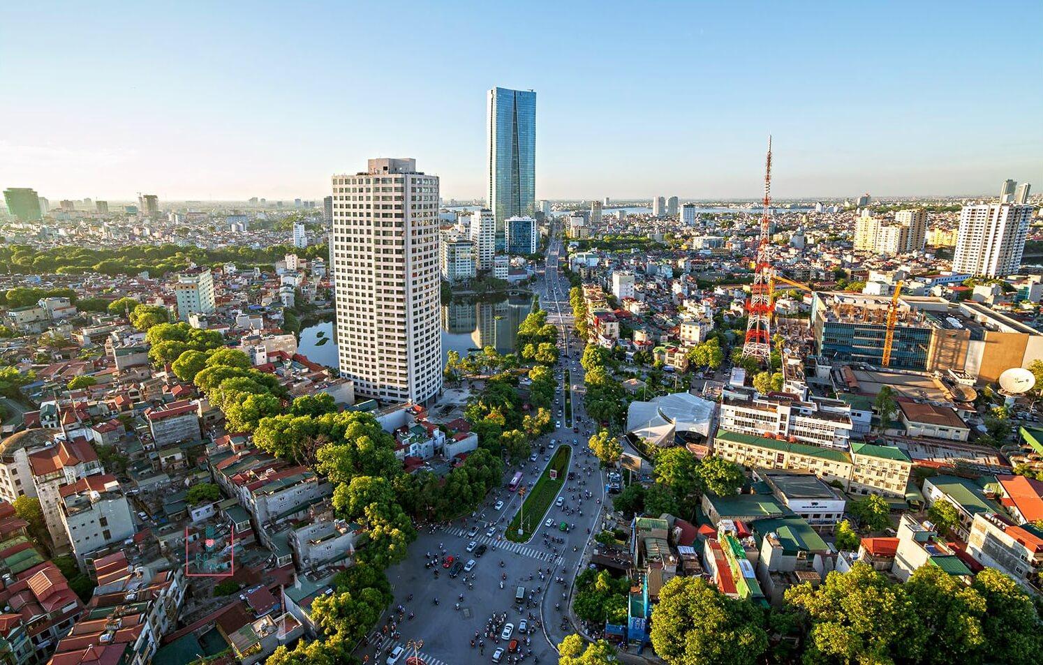 Bất động sản phía Nam Hà Nội