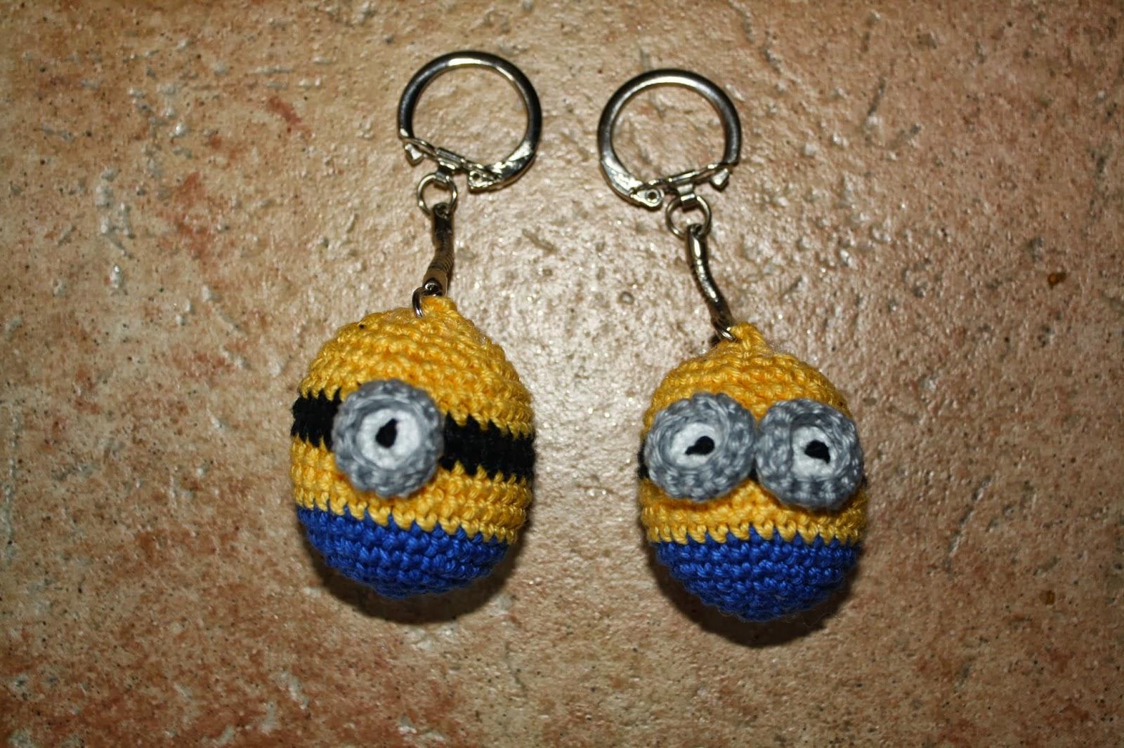 Zilverbos Minion Sleutelhangers Minion Keychain Adventkadootje 1