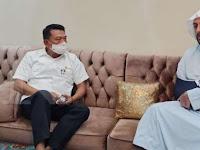 Profil Syekh Ali Jaber: Imam Masjid di Madinah saat Usia 13 Tahun, Sudah Hafal 30 Juz Al-Quran Di Usia 10 Tahun, Ahli Al Quran yang Pilih Jadi WNI