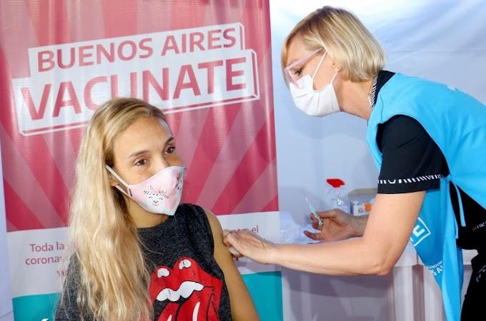 Vacunación a adolescentes: aceleran la aplicación de segundas dosis en la provincia