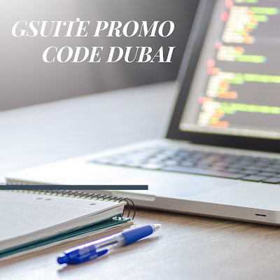 GSuite Business Promo Code for Dubai