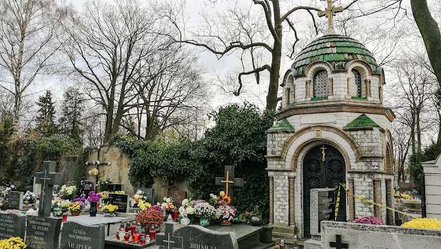 Cmentarze w Łodzi