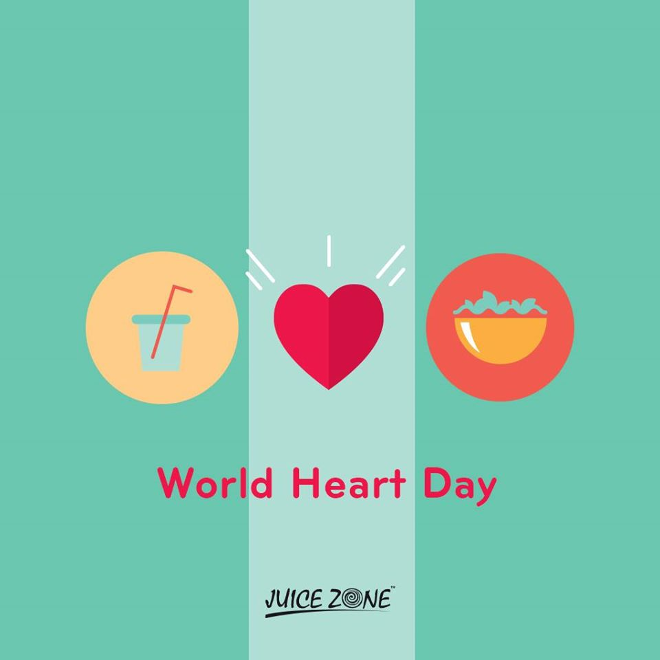 World Heart Day Wishes For Facebook