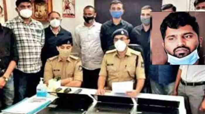 Revenge of a different kind: 'Lover' steals laptops of 500 medicos after girlfriend cyberbullied by fraternity, Gujarat, News, Local News, Laptop, Theft, Police, Arrested, National