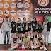 Equipe Máfia de Voleibol de Canoinhas conquista 1º lugar em campeonato