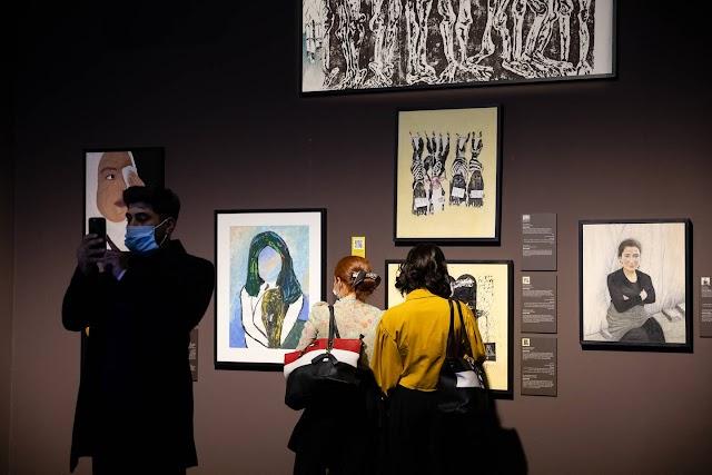 Yazidi exhibition Nobody's Listening opens in Germany