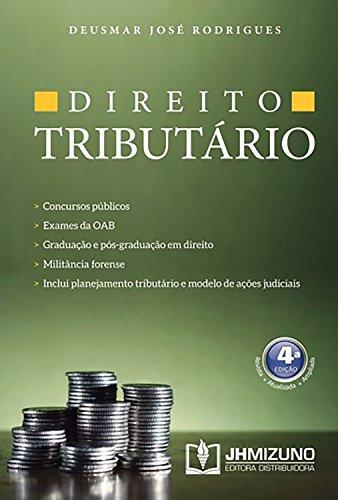 Direito Tributário - Deusmar José Rodrigues