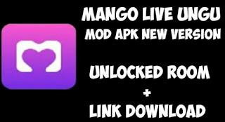 Mango Live Ungu Mod Apk