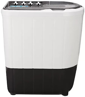 Whirlpool 7 Kg 5 Star Semi-Automatic Top Loading Washing Machine with TurboScrub Technology | Top 10 Best Washing Machine Brands in India