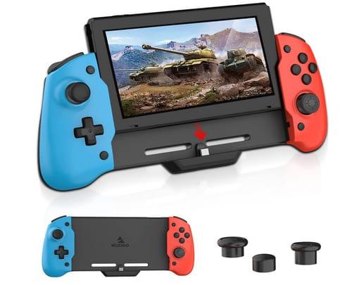 NexiGo Ergonomic Controller for Nintendo Switch