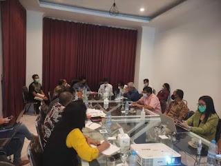 Percepat Pengembangan DPSP Bupati Samosir Rapat Koordinasi dengan BPODT, Ini 11 Usulan Bupati!