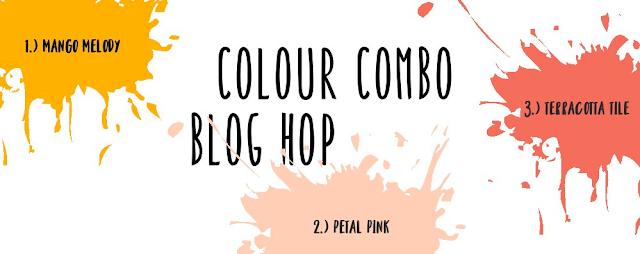 Colour Combo Blog Hop March 2021