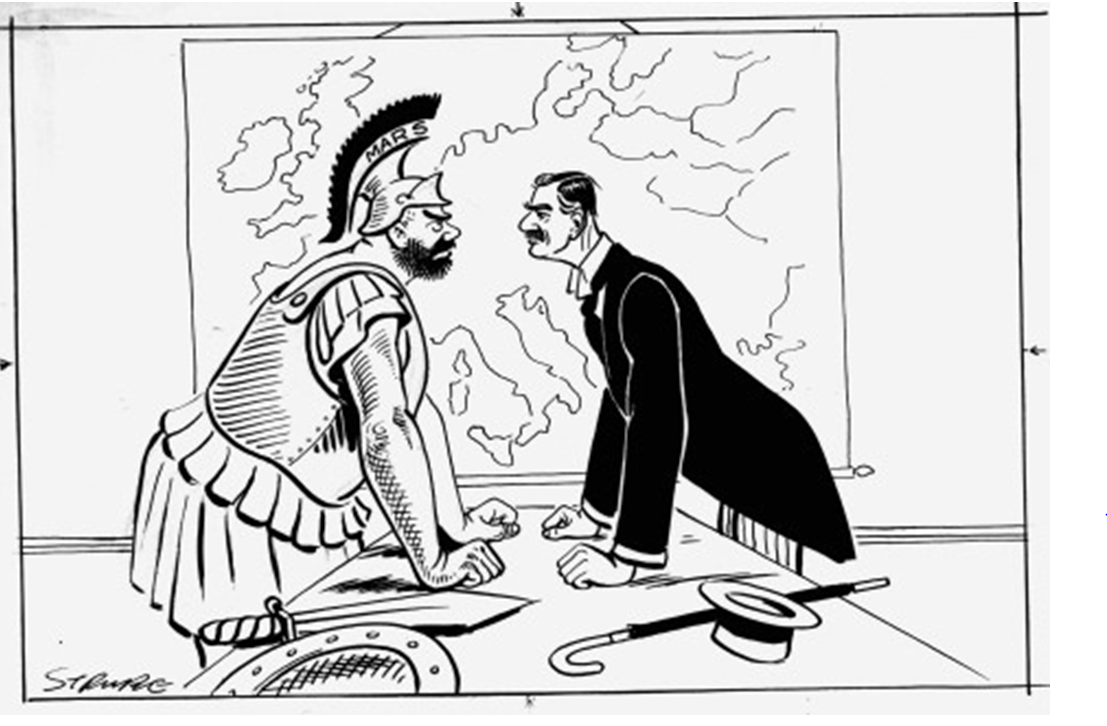 british appeasement in the 1930s Hitler & appeasement: was due to the lack of significant rearmament that shaped policy in the l920's and early 1930's the british overestimated italian.
