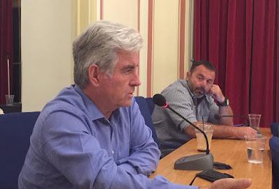 Υποψήφιος ανεξάρτητος Δήμαρχος Καλαμάτας ο Βασίλης Τζαμουράνης