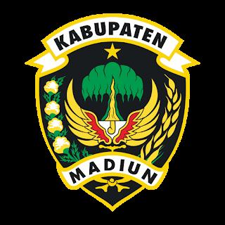 Logo Kabupaten Madiun Vector