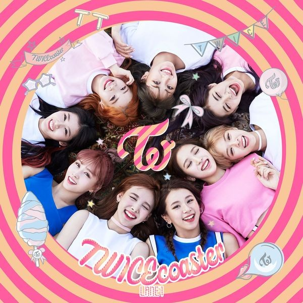 Kumpulan Lagu TWICE - TWICEcoaster: LANE 1