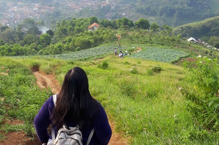 wisata bukit di bandung