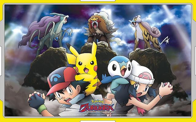 Pocket Monsters es el nuevo anime de Pokémon