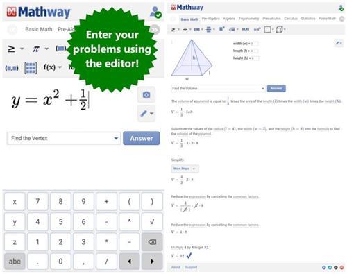 aplikasi mathway