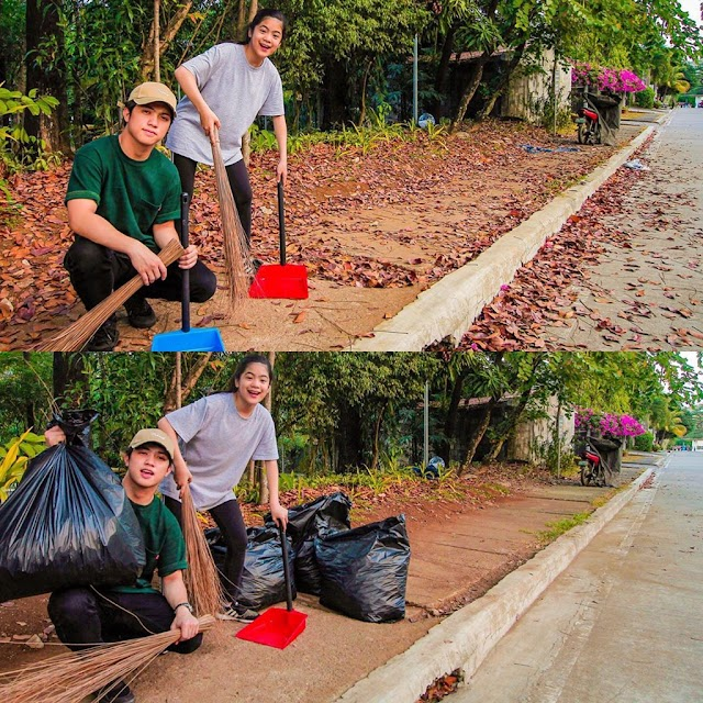 Clear out rubbish, and other ways to protect the environment getting support