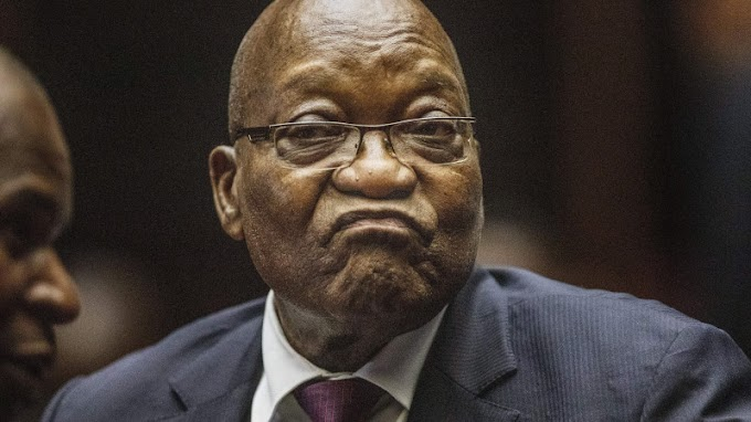 Former-President Jacob Zuma sentenced by South Africa's top court